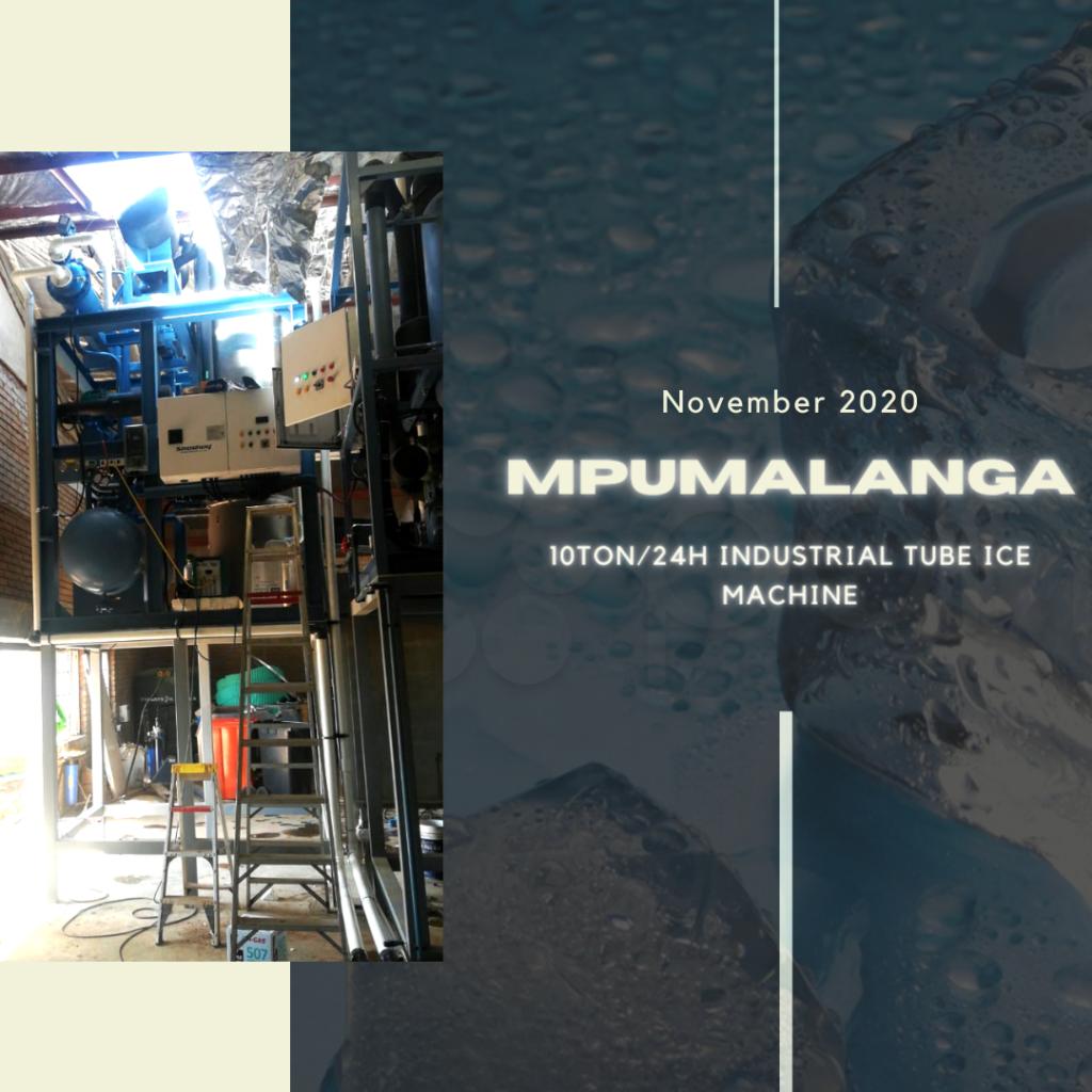 Mpumalanga tube Ice Job